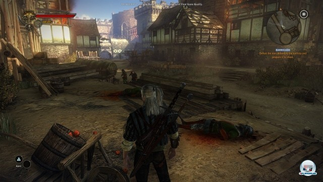 Screenshot - The Witcher 2: Assassin of Kings (PC) 2218294