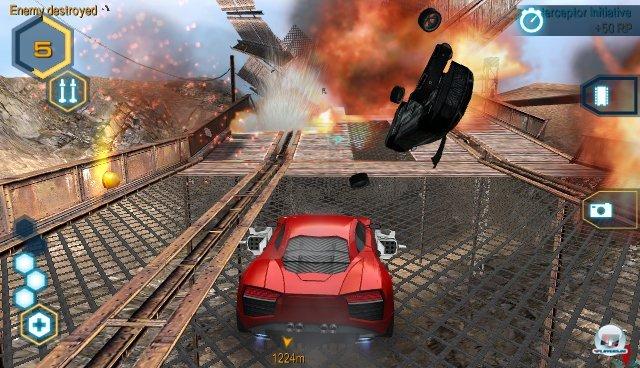 Screenshot - Spy Hunter (3DS)