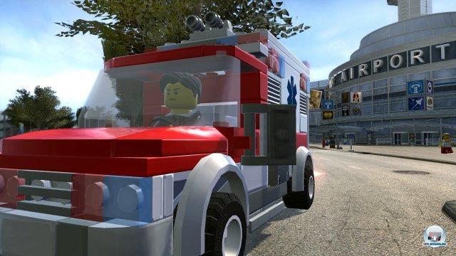 Screenshot - Lego City: Undercover (Wii_U) 92432682