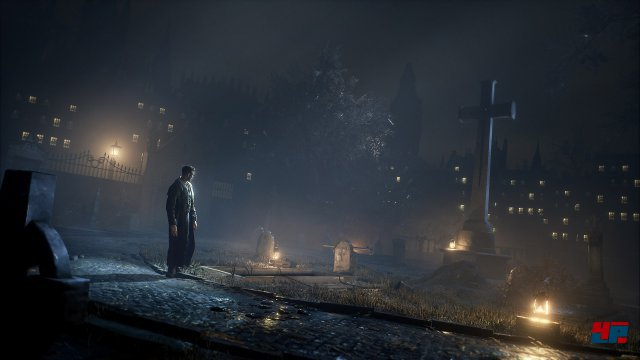 Screenshot - Vampyr (PC)