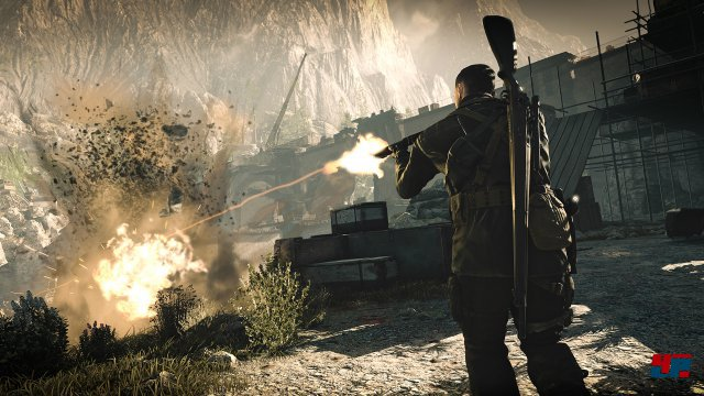 Screenshot - Sniper Elite 4 (PC)