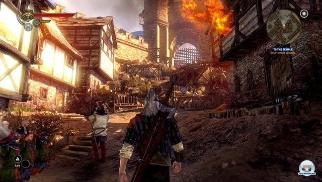 Screenshot - The Witcher 2: Assassins of Kings (360) 2232689
