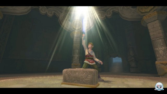 Screenshot - The Legend of Zelda: Skyward Sword (Wii) 2271047