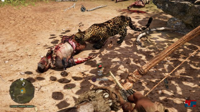 Screenshot - Far Cry Primal (PlayStation4) 92520649