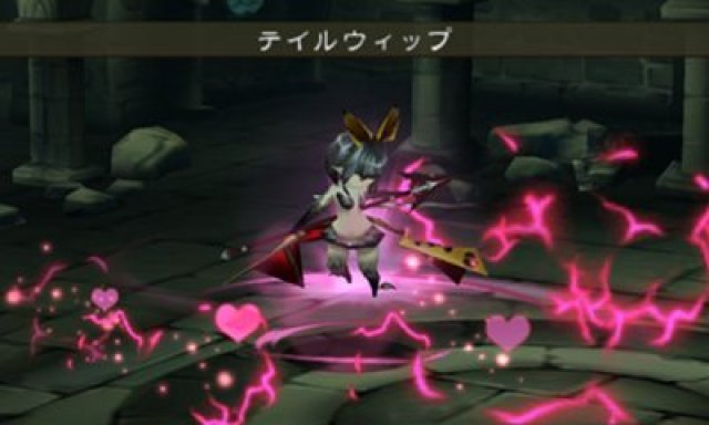 Screenshot - Bravely Default: Flying Fairy (3DS) 2372347