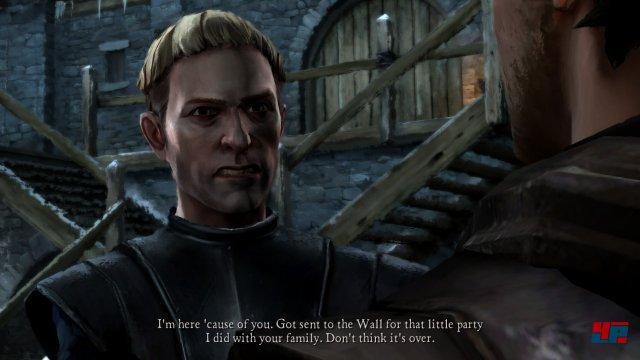 Screenshot - Game of Thrones - Episode 3: The Sword in the Darkness (iPad) 92502864