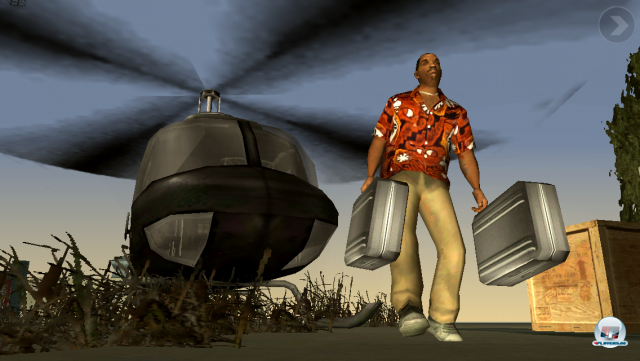 Screenshot - Grand Theft Auto: Vice City (iPhone) 92430477