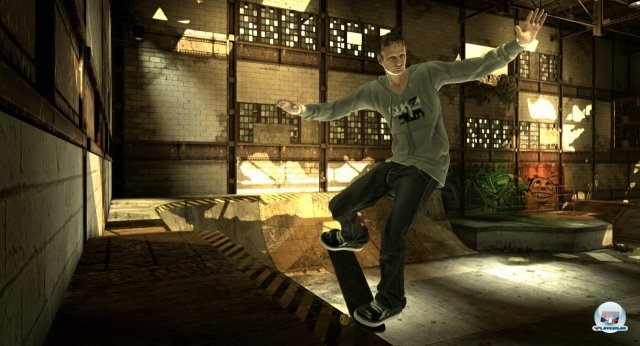 Screenshot - Tony Hawk's Pro Skater HD (360) 2310612