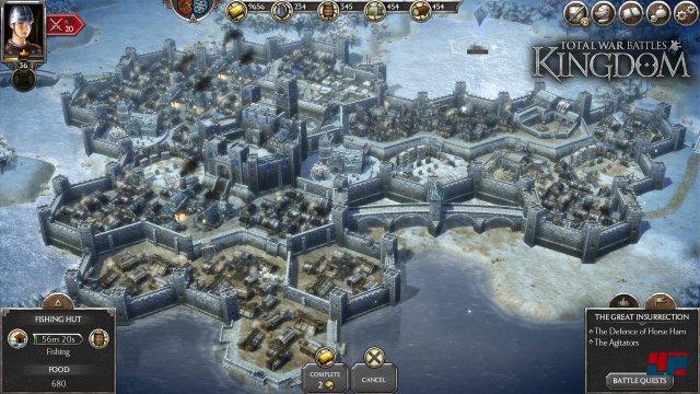 Screenshot - Total War Battles: Kingdom (Android)