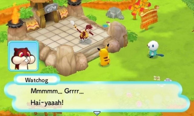 Screenshot - Pokémon Mystery Dungeon: Portale in die Unendlichkeit (3DS) 92457642