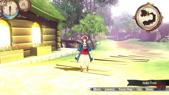 Screenshot - Atelier Sophie: The Alchemist of the Mysterious Book (PS4) 92527364
