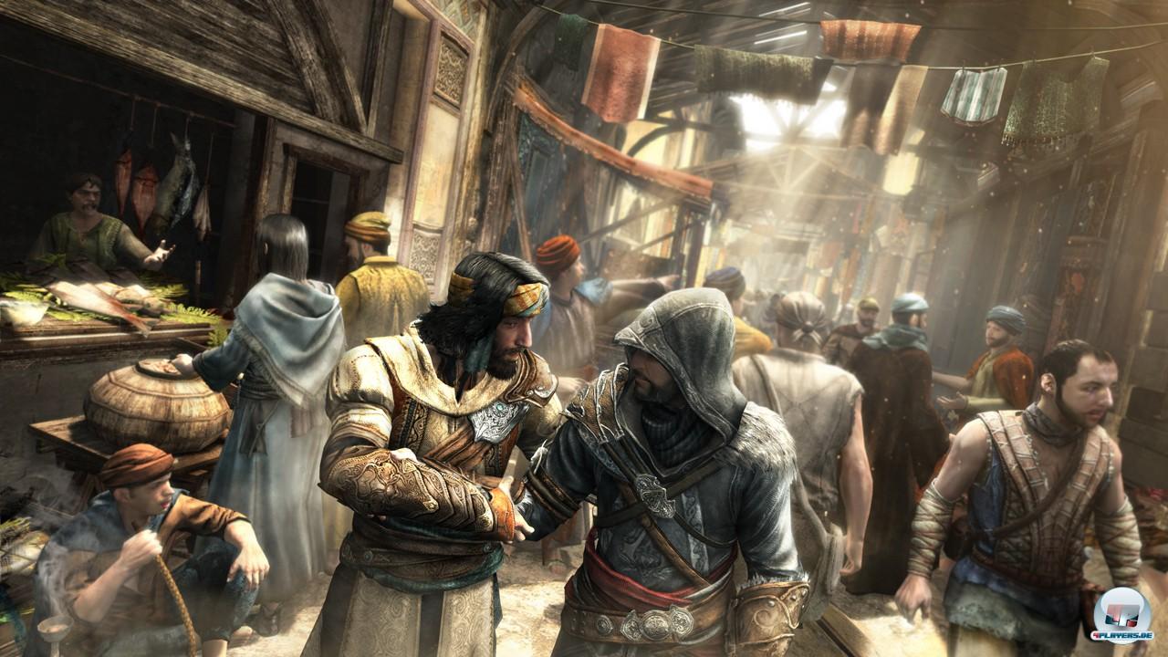 Ezio startet in sein letztes Abenteuer.