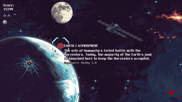 Screenshot - Rival Megagun (PC)