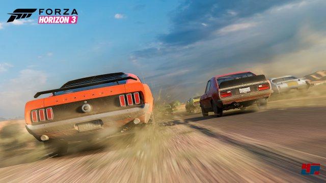 Fahrphysik: Marke Forza Motorsport. Handling: Weniger denken, mehr Gas!