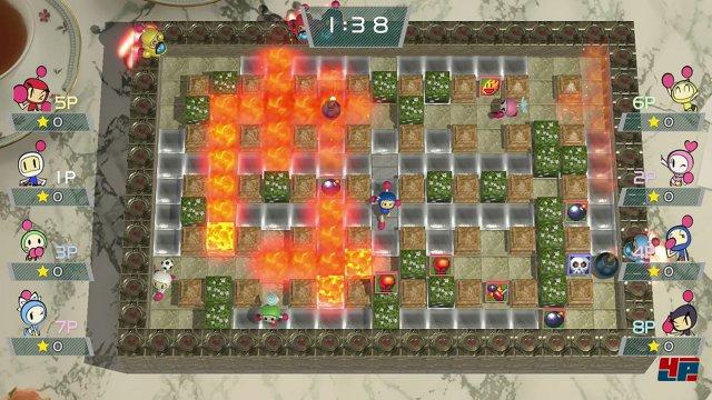Screenshot - Super Bomberman R (One) 92568236
