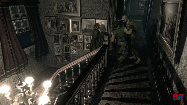 Screenshot - Resident Evil (PlayStation4) 92495035