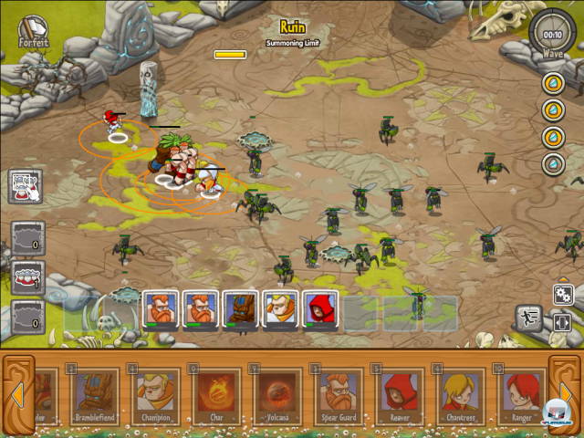 Screenshot - Godsrule - War of Mortals (PC)