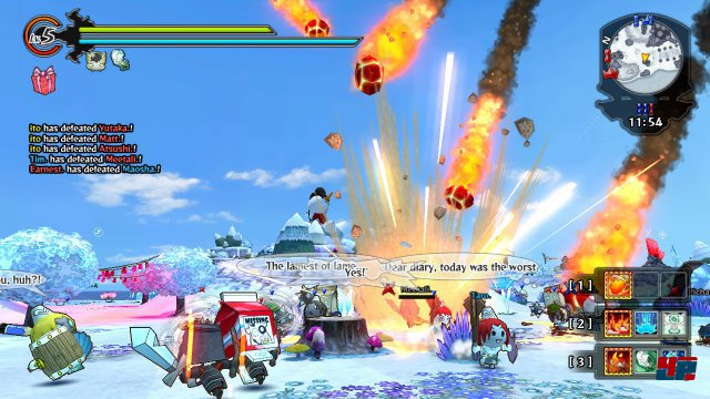Screenshot - Happy Wars (PC)