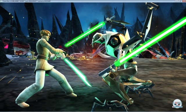 Screenshot - Star Wars: Clone Wars Adventures (PC) 2241527