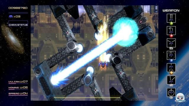 Screenshot - Radiant Silvergun (360) 2234612