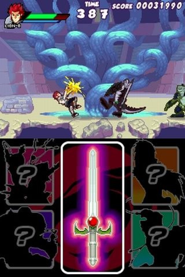 Screenshot - Thundercats (NDS) 2362242