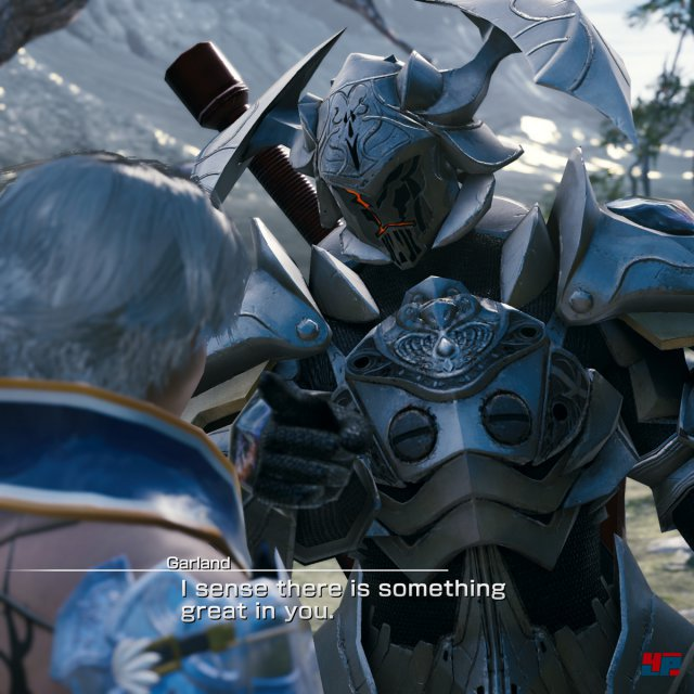 Screenshot - Mobius Final Fantasy (Android)