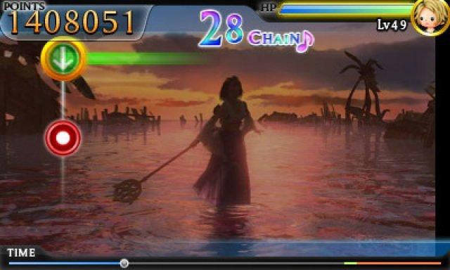 Screenshot - Theatrhythm: Final Fantasy (3DS) 2366162