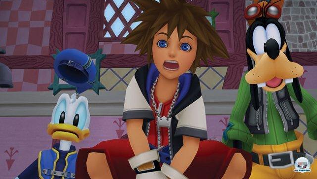 Screenshot - Kingdom Hearts 1.5 HD Remix  (PlayStation3) 92432967