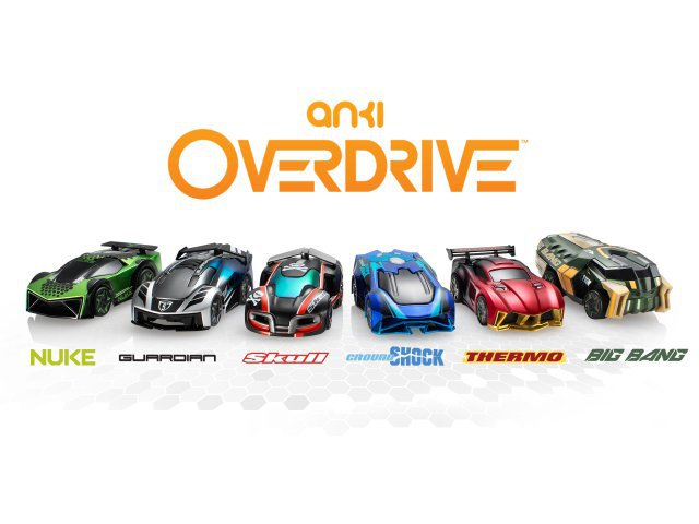 Screenshot - Anki Overdrive (Android)