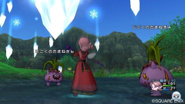 Screenshot - Dragon Quest X Online (Wii) 2370802