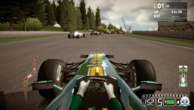 Screenshot - F1 2011 (PS_Vita)