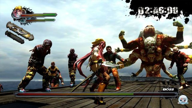 Screenshot - Onechanbara Z: Kagura (360) 2260372