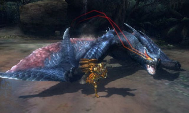 Screenshot - Monster Hunter 3G (3DS) 2285317
