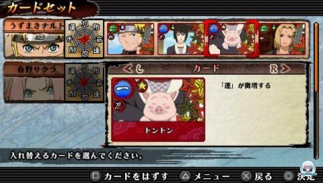 Screenshot - Naruto Shippuden: Ultimate Ninja Impact (PSP) 2259982