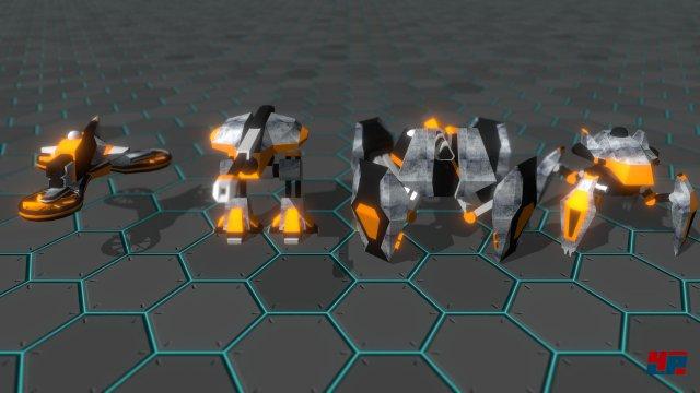Screenshot - Gladiabots (Android) 92569097