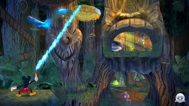 Screenshot - Micky Epic: Die Macht der 2  (360) 2397567