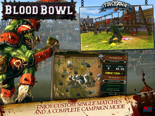 Screenshot - Blood Bowl (Android)