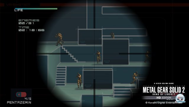 Screenshot - Metal Gear Solid: HD Collection (PS_Vita) 2367887
