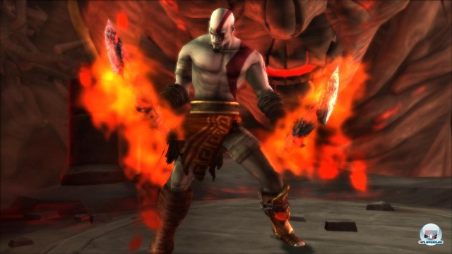 Screenshot - God of War: Origins Collection (PlayStation3)
