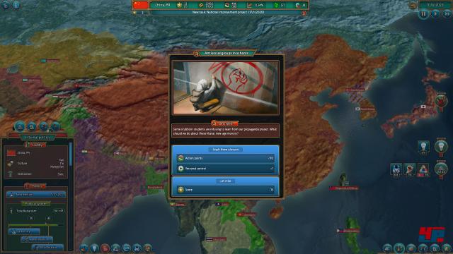 Screenshot - Realpolitiks (Linux)