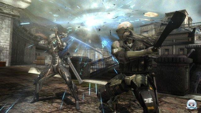 Screenshot - Metal Gear Rising: Revengeance (360) 92404327