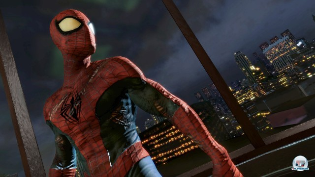 Screenshot - Spider-Man: Edge of Time (360) 2241192