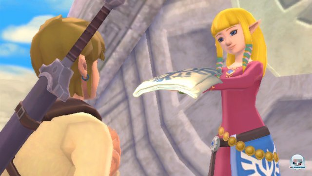 Screenshot - The Legend of Zelda: Skyward Sword (Wii) 2271082