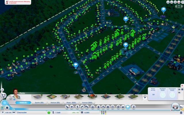 Direktes Feedback: Die Einwohner freuen sich über den neuen Park.