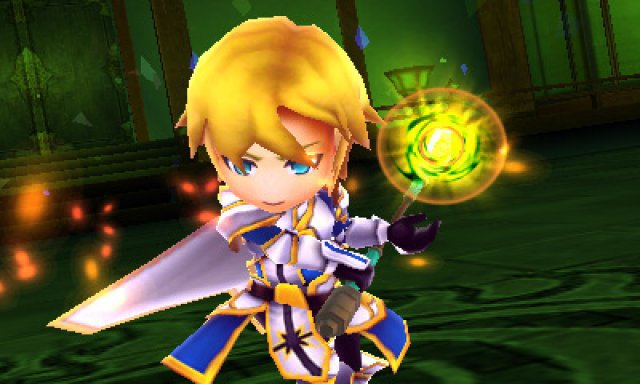 Screenshot - Stella Glow (3DS) 92521812