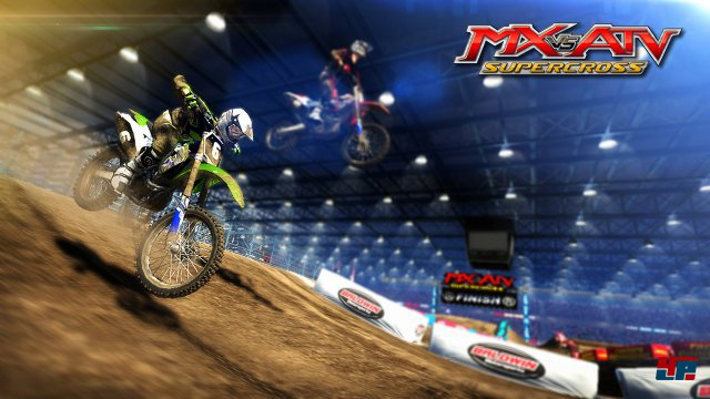 Screenshot - MX vs. ATV: Supercross (360)