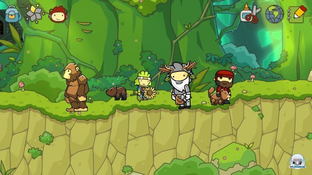 Screenshot - Scribblenauts Unlimited (Wii_U) 2362987