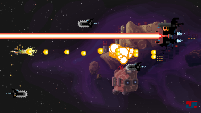 Screenshot - Steredenn: Binary Stars (Switch)