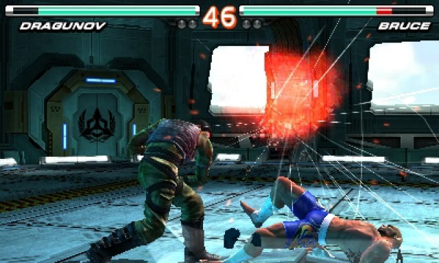 Screenshot - Tekken 3D Prime Edition (3DS) 2281237
