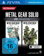 Alle Infos zu Metal Gear Solid: HD Collection (PS_Vita)